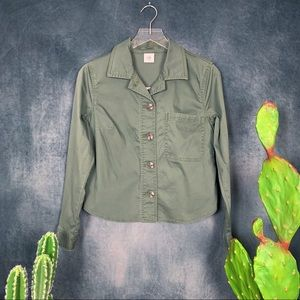 CAbi Jackets & Coats - CAbi Crossroads Jacket, #5298 Olive Green XS 2018